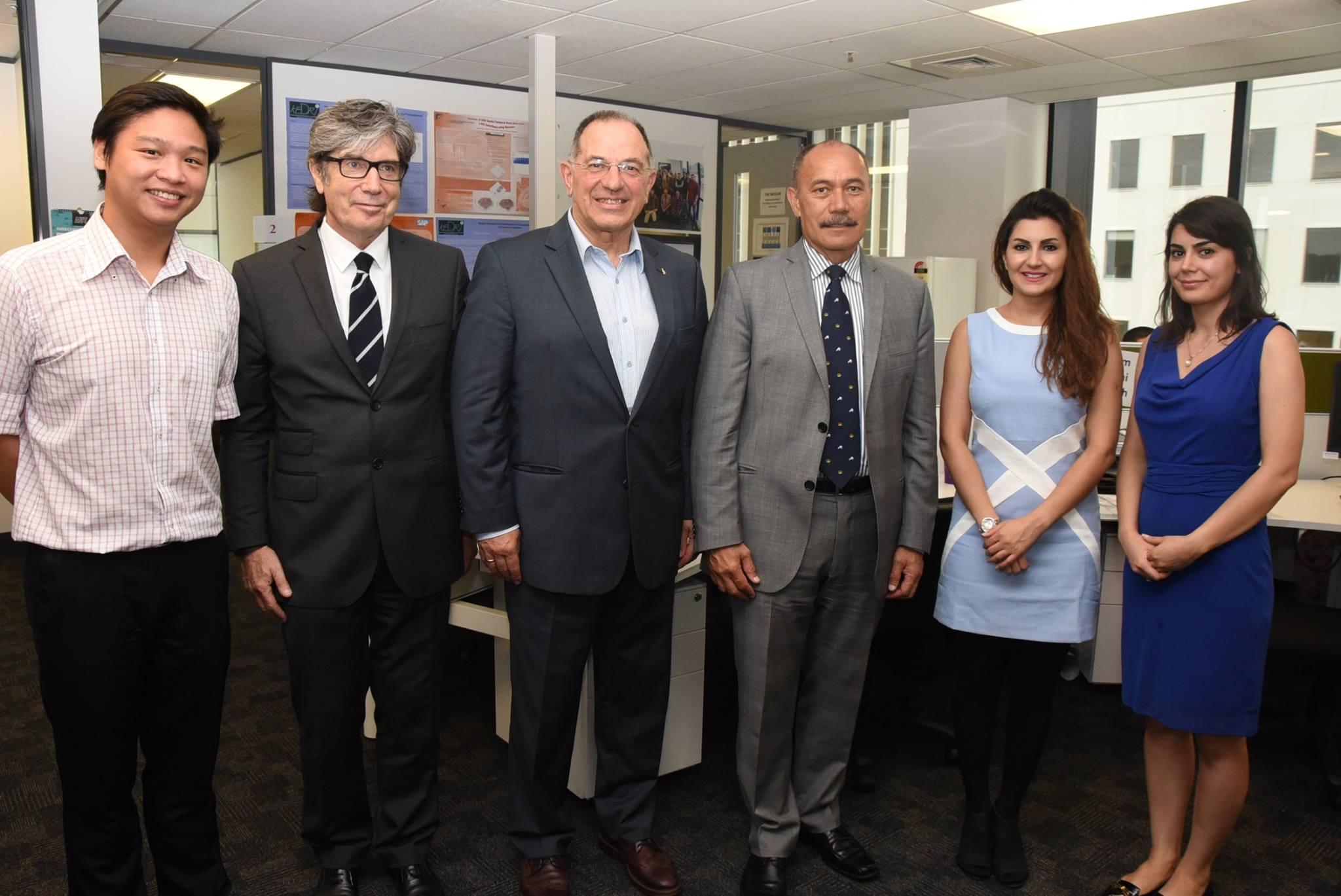 Governor-General Visit