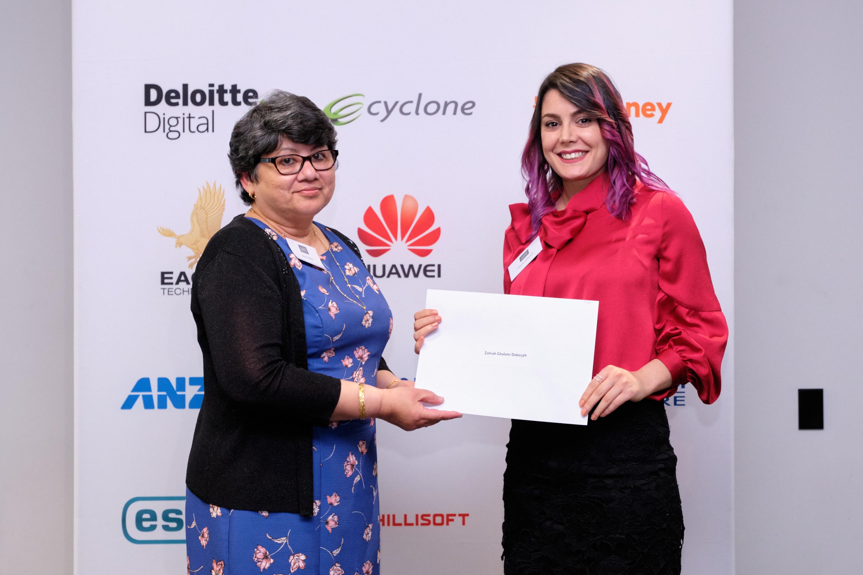 zoreh award