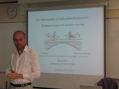 Prof Marco Gori