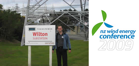 NZ Wind Energy Conference 2009