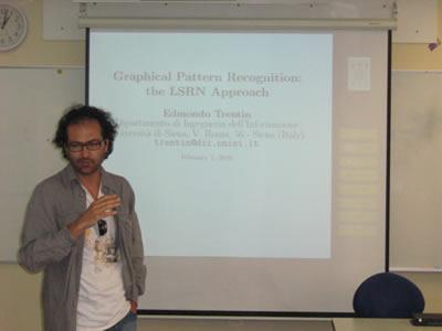 Prof Edmondo Trentin