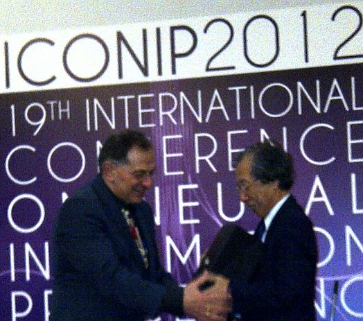 APNNA_Award ICONIP 2012