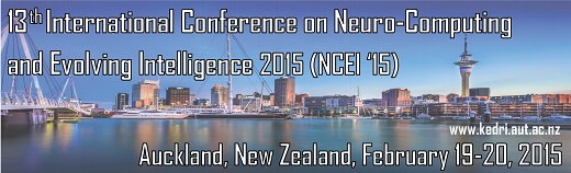 NCEI'15 CONFERENCE
